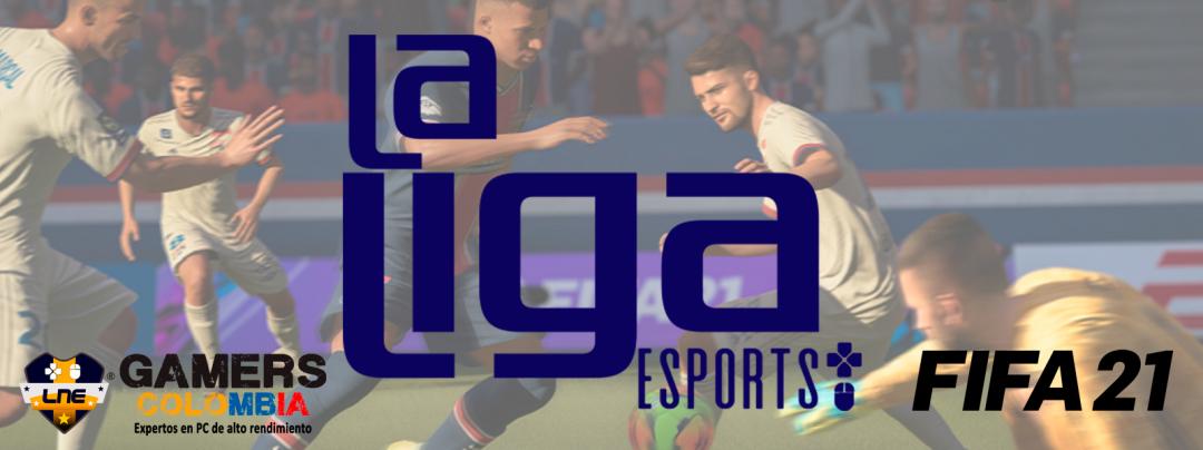 Inscripciones a LLE FIFA 21