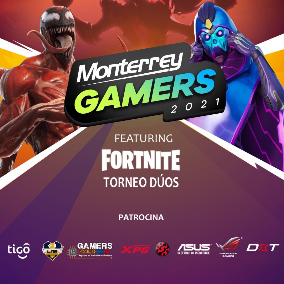 Gran final fortnite monterrey gamers 2021