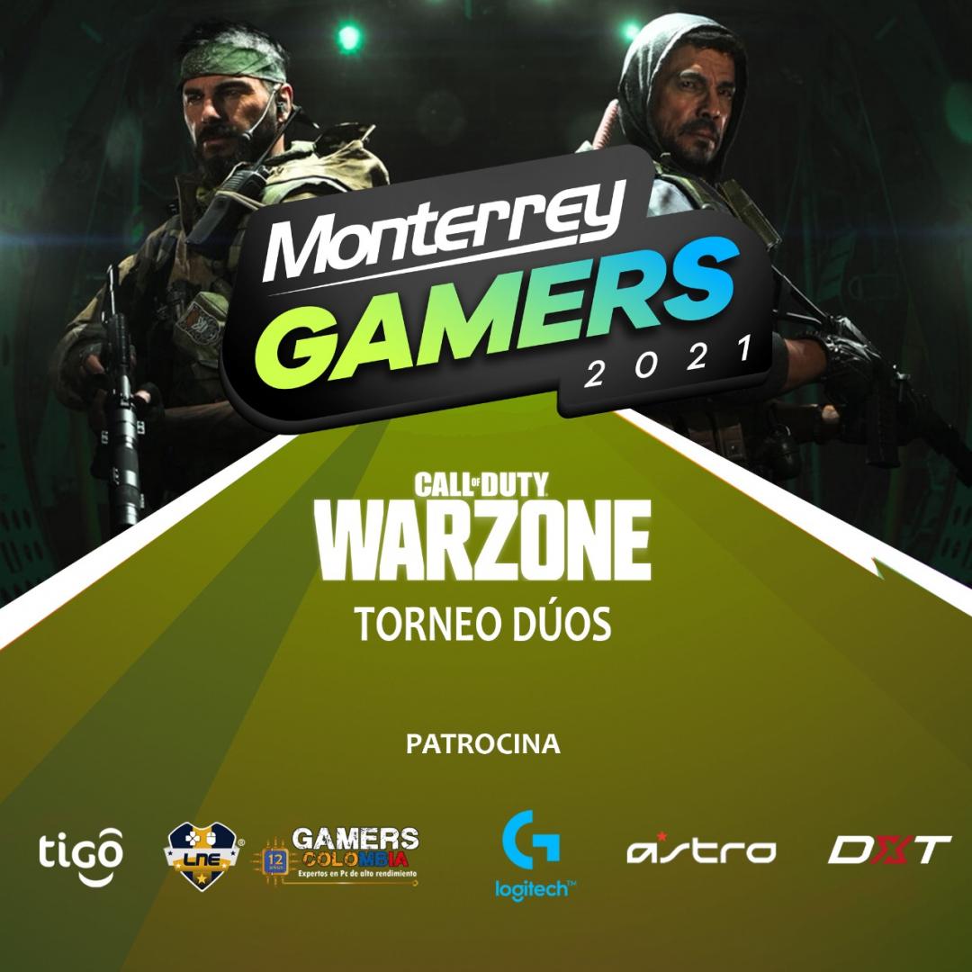 Torneo Warzone Dúos - Final día Sábado 16