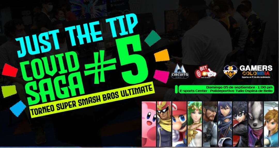 Torneo Super Smash Bros Ultimate - Circuito Cenit Regional Antioquia