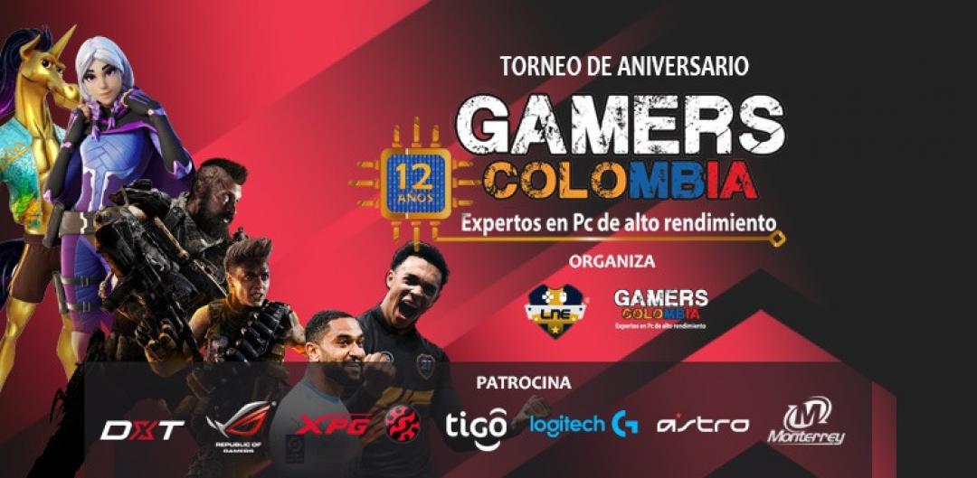 Torneo 12 Aniversario - Gamers Colombia